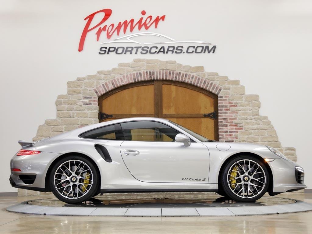 2014 Porsche 911 Turbo S - Photo 3 - Springfield, MO 65802