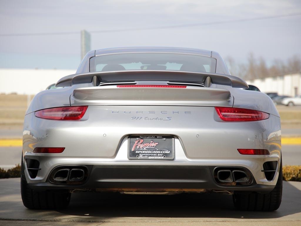 2014 Porsche 911 Turbo S - Photo 42 - Springfield, MO 65802