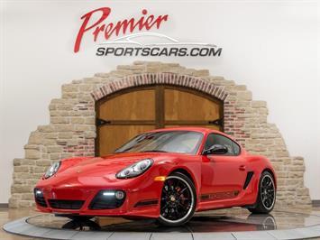 2012 Porsche Cayman R Coupe