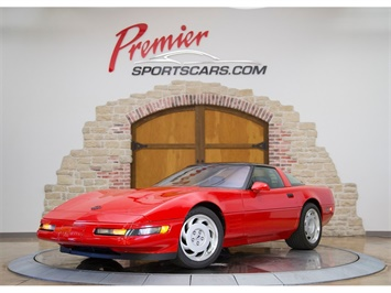 1991 Chevrolet Corvette ZR1 Coupe