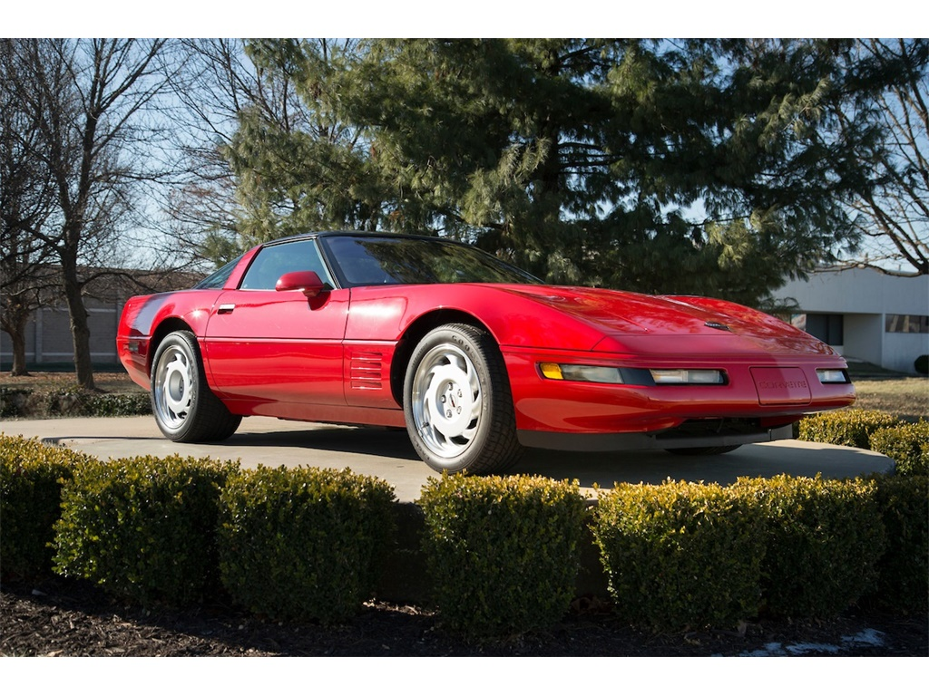 1991 Chevrolet Corvette ZR1 - Photo 25 - Springfield, MO 65802
