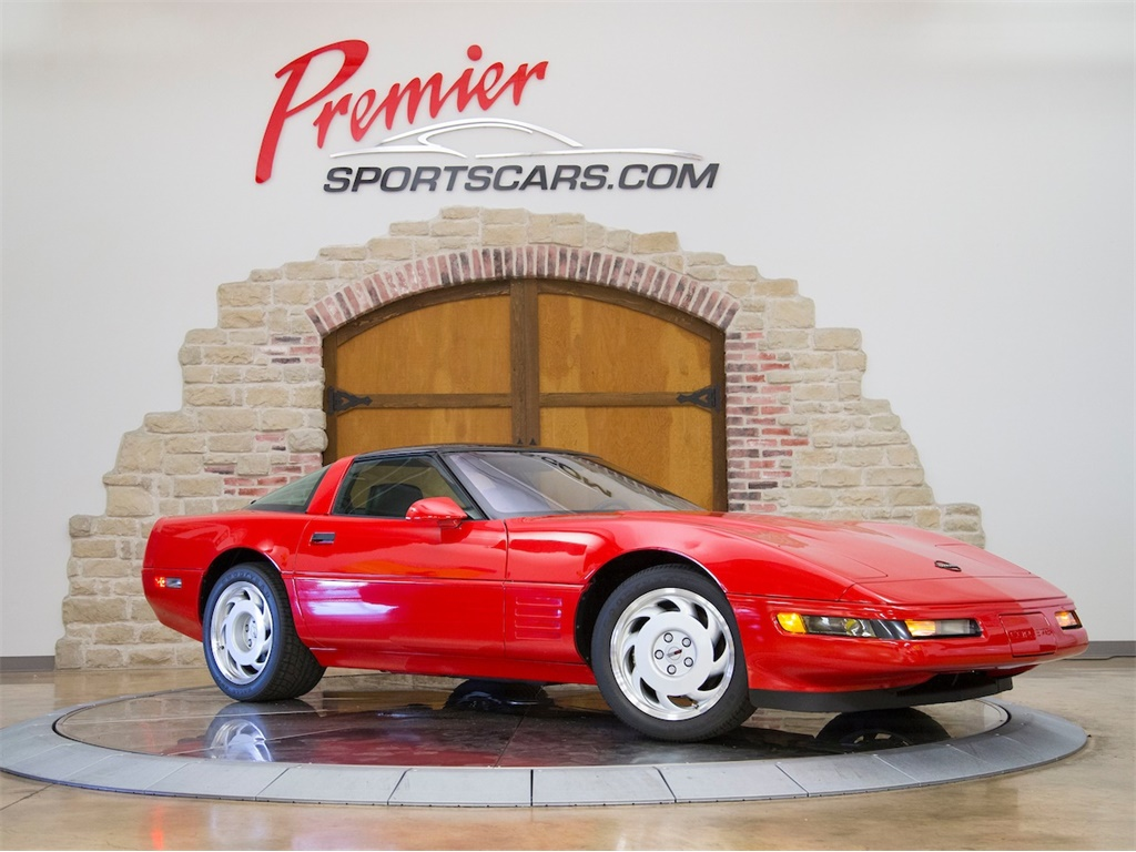 1991 Chevrolet Corvette ZR1 - Photo 4 - Springfield, MO 65802