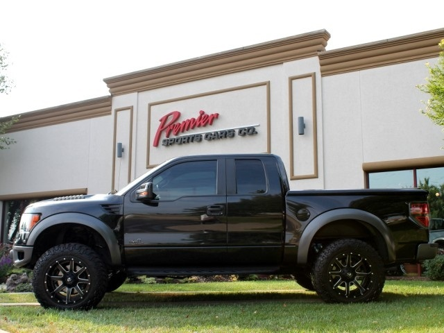 2010 ford f 150 svt raptor for sale in springfield mo stock p4624. Black Bedroom Furniture Sets. Home Design Ideas