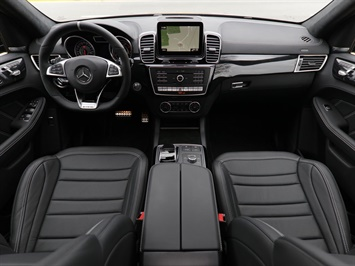 2017 Mercedes-Benz AMG GLE 63 S SUV