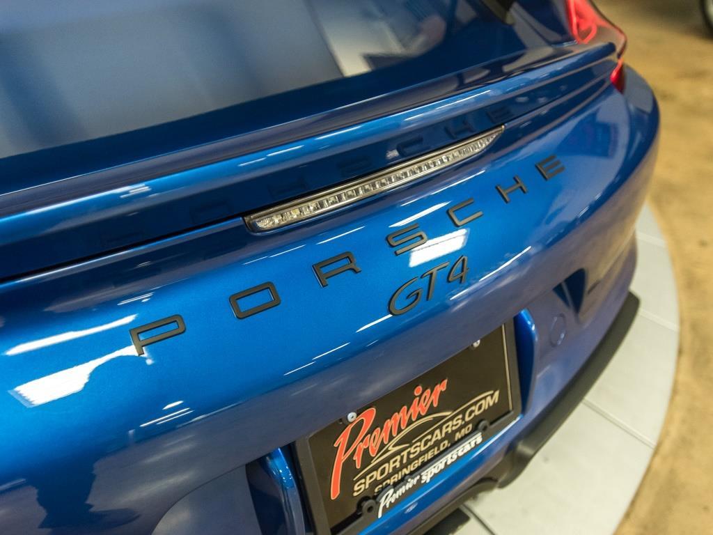 2016 Porsche Cayman GT4 - Photo 35 - Springfield, MO 65802