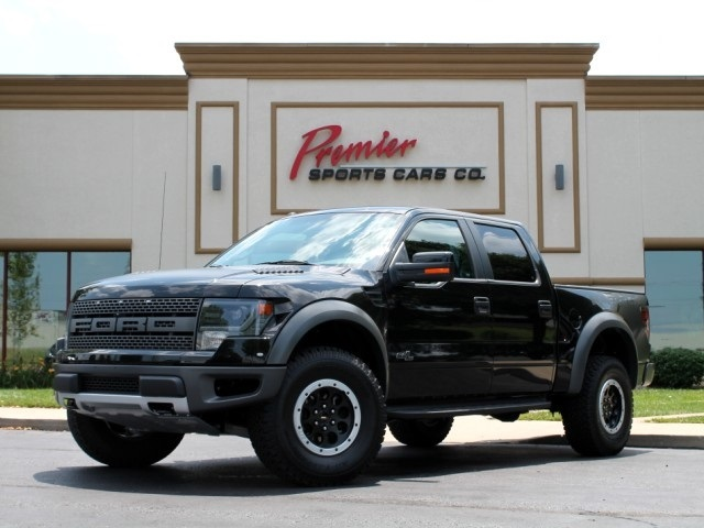 2013 ford f-150 svt raptor for sale in springfield, mo | stock #: p4212