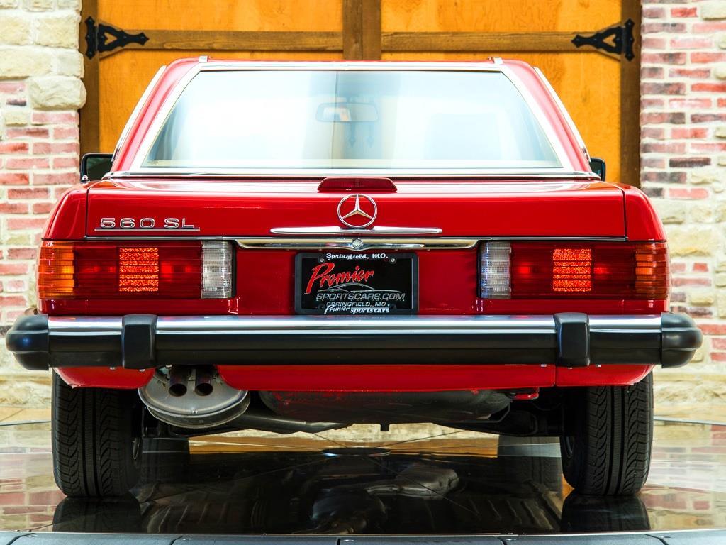 1989 Mercedes-Benz 560-Class 560 SL - Photo 24 - Springfield, MO 65802