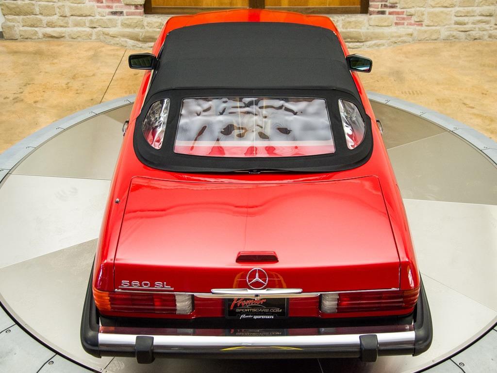 1989 Mercedes-Benz 560-Class 560 SL - Photo 28 - Springfield, MO 65802