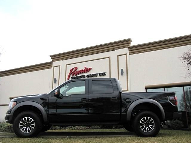 2014 ford f-150 svt raptor for sale in springfield, mo | stock #: p4369
