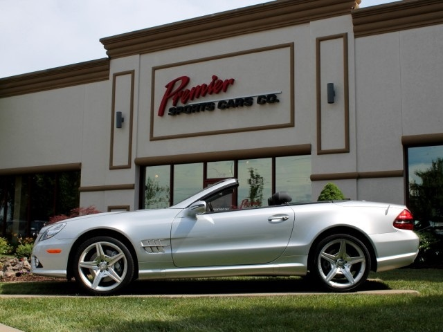2011 mercedes benz sl550 for sale in springfield mo for Mercedes benz springfield missouri