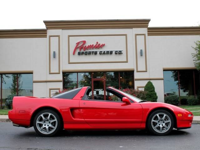 Acura Springfield Mo >> 1995 Acura NSX NSX-T for sale in Springfield, MO | Stock #: P4543