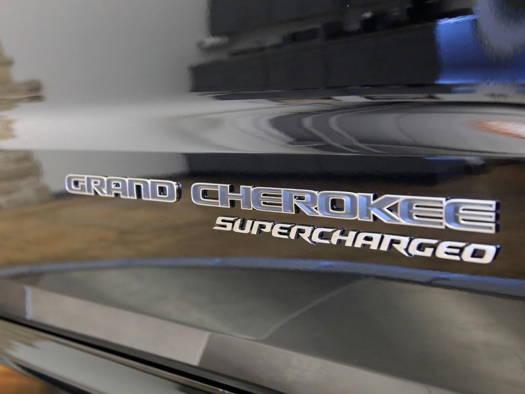 2018 Jeep Grand Cherokee Trackhawk - Photo 44 - Springfield, MO 65802