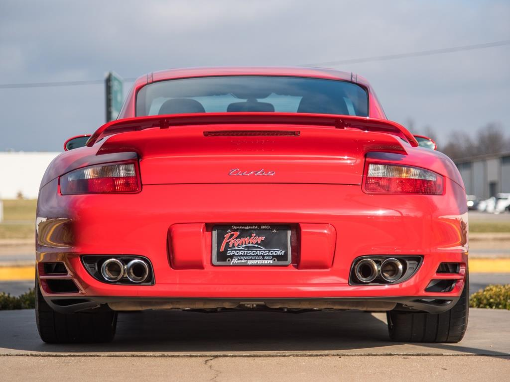 "2007 Porsche 911 Turbo  ""Manual "" - Photo 34 - Springfield, MO 65802"