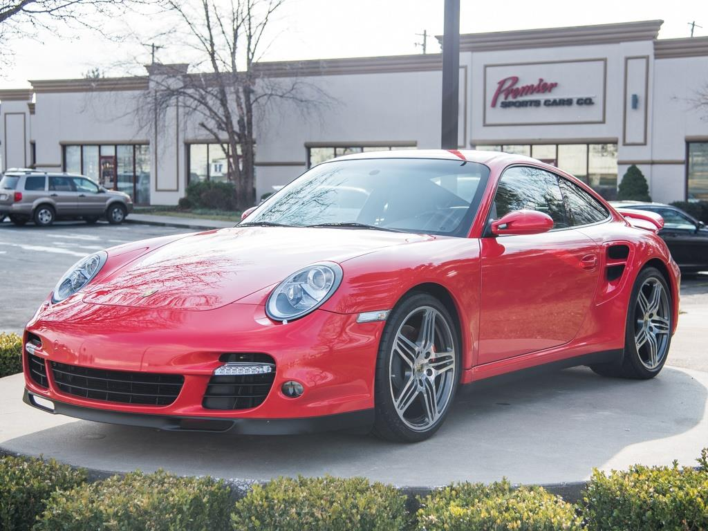"2007 Porsche 911 Turbo  ""Manual "" - Photo 37 - Springfield, MO 65802"