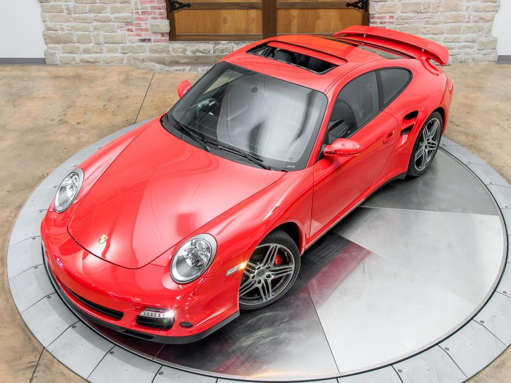 "2007 Porsche 911 Turbo  ""Manual "" - Photo 29 - Springfield, MO 65802"