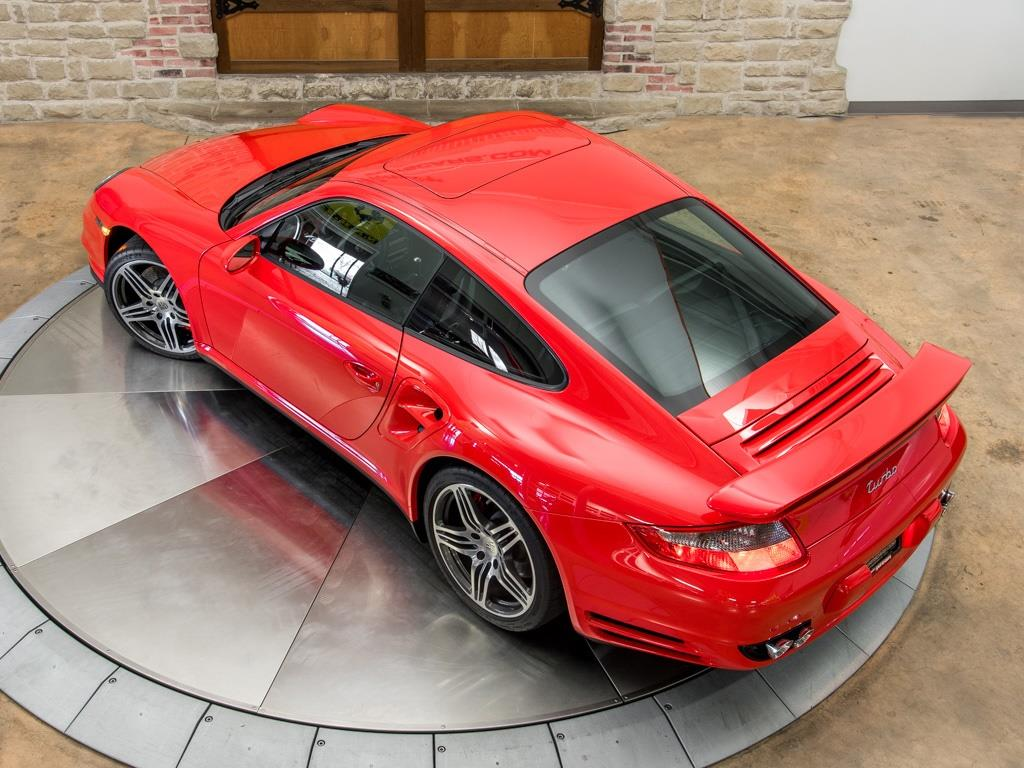 "2007 Porsche 911 Turbo  ""Manual "" - Photo 27 - Springfield, MO 65802"