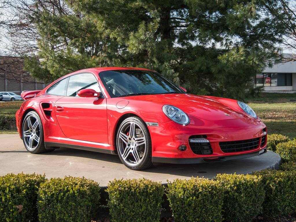 "2007 Porsche 911 Turbo  ""Manual "" - Photo 31 - Springfield, MO 65802"