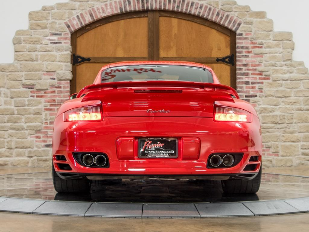 "2007 Porsche 911 Turbo  ""Manual "" - Photo 8 - Springfield, MO 65802"