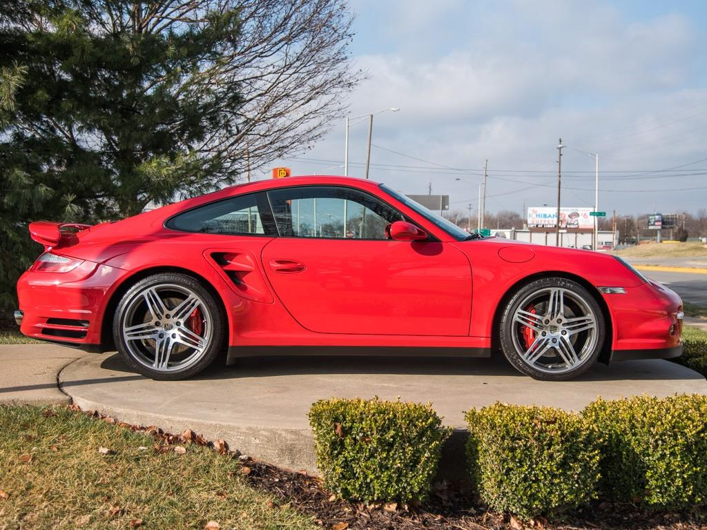 "2007 Porsche 911 Turbo  ""Manual "" - Photo 32 - Springfield, MO 65802"