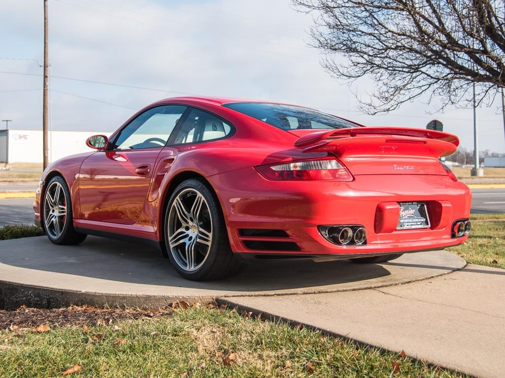 "2007 Porsche 911 Turbo  ""Manual "" - Photo 35 - Springfield, MO 65802"