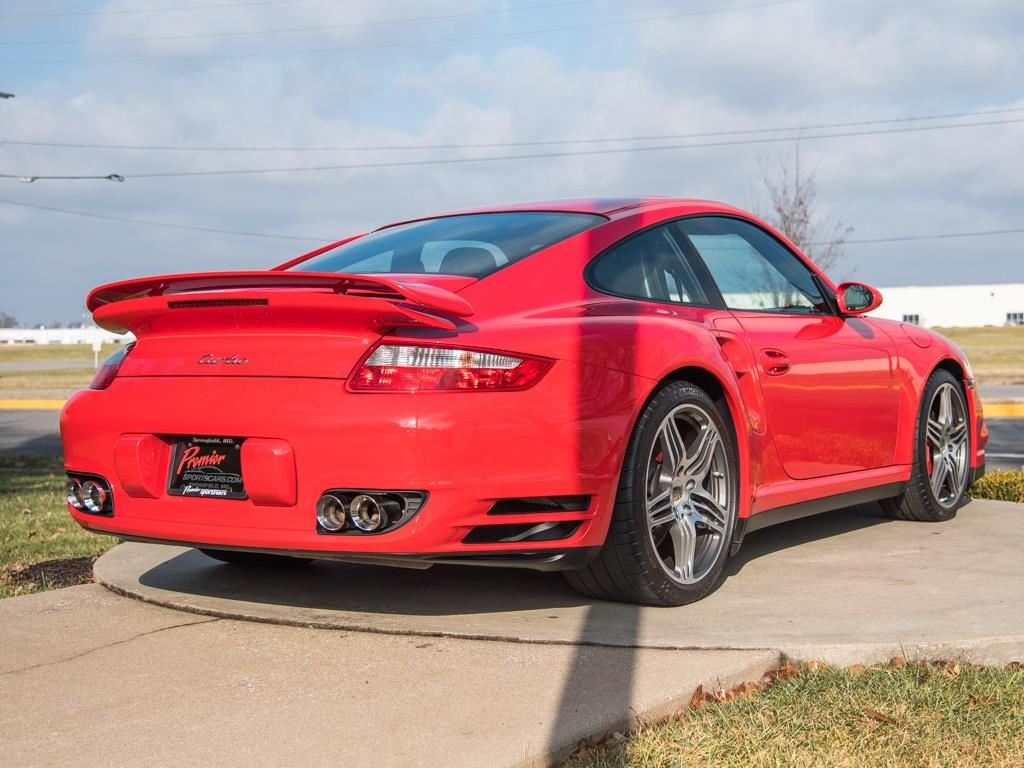 "2007 Porsche 911 Turbo  ""Manual "" - Photo 33 - Springfield, MO 65802"