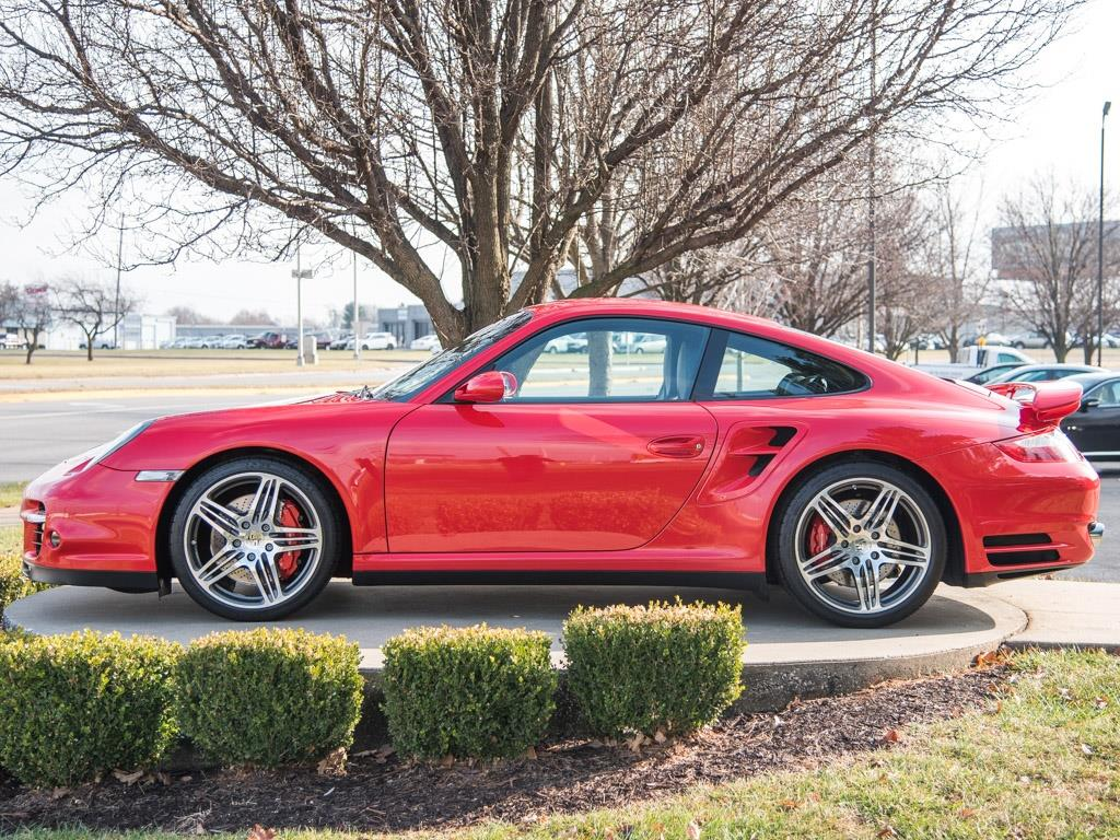 "2007 Porsche 911 Turbo  ""Manual "" - Photo 36 - Springfield, MO 65802"