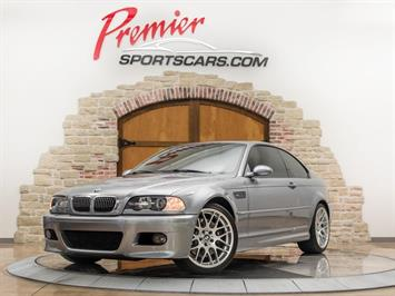 2006 BMW M3 Competition Package Coupe