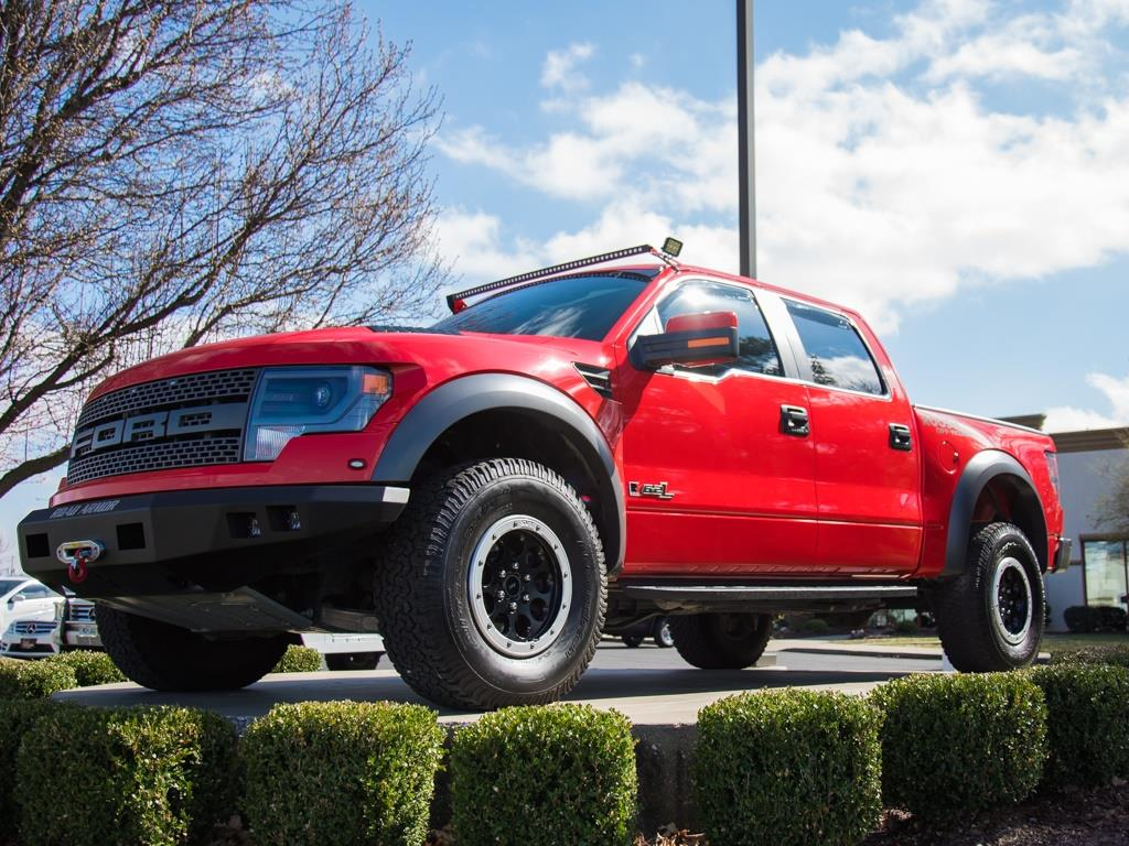 Ford Dealership Springfield Mo >> 2014 Ford F-150 SVT Raptor Roush Edition for sale in Springfield, MO | Stock #: P5051