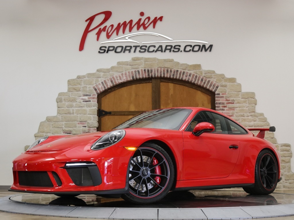 2018 Porsche 911 Gt3 Manual For Sale In Springfield Mo