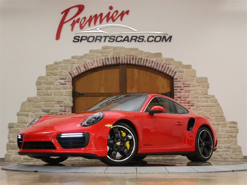 2019 Porsche 911 Turbo photo