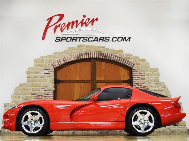 2002 Dodge Viper Gts Final Edition For Sale In Springfield
