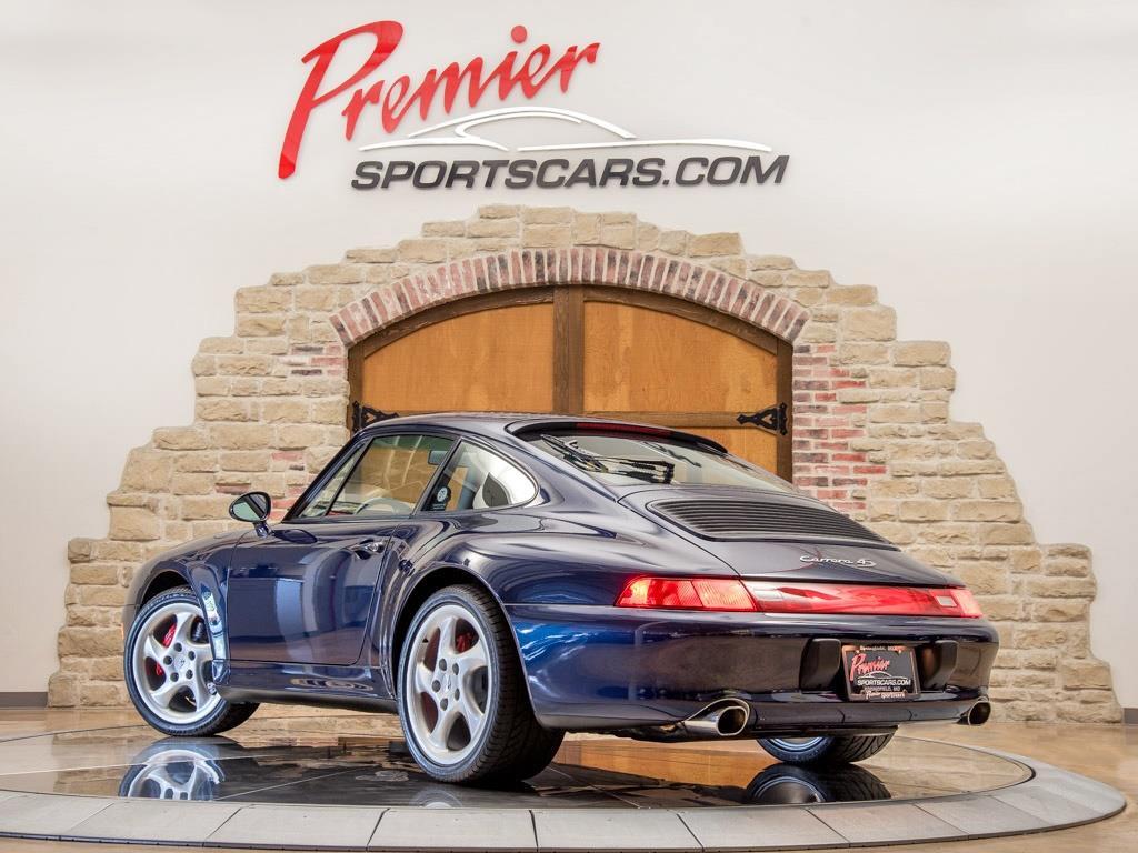 1997 Porsche 911 Carrera 4S - Photo 7 - Springfield, MO 65802