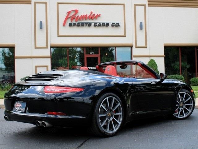 2013 Porsche 911 Carrera S Cabriolet For Sale In Springfield Mo