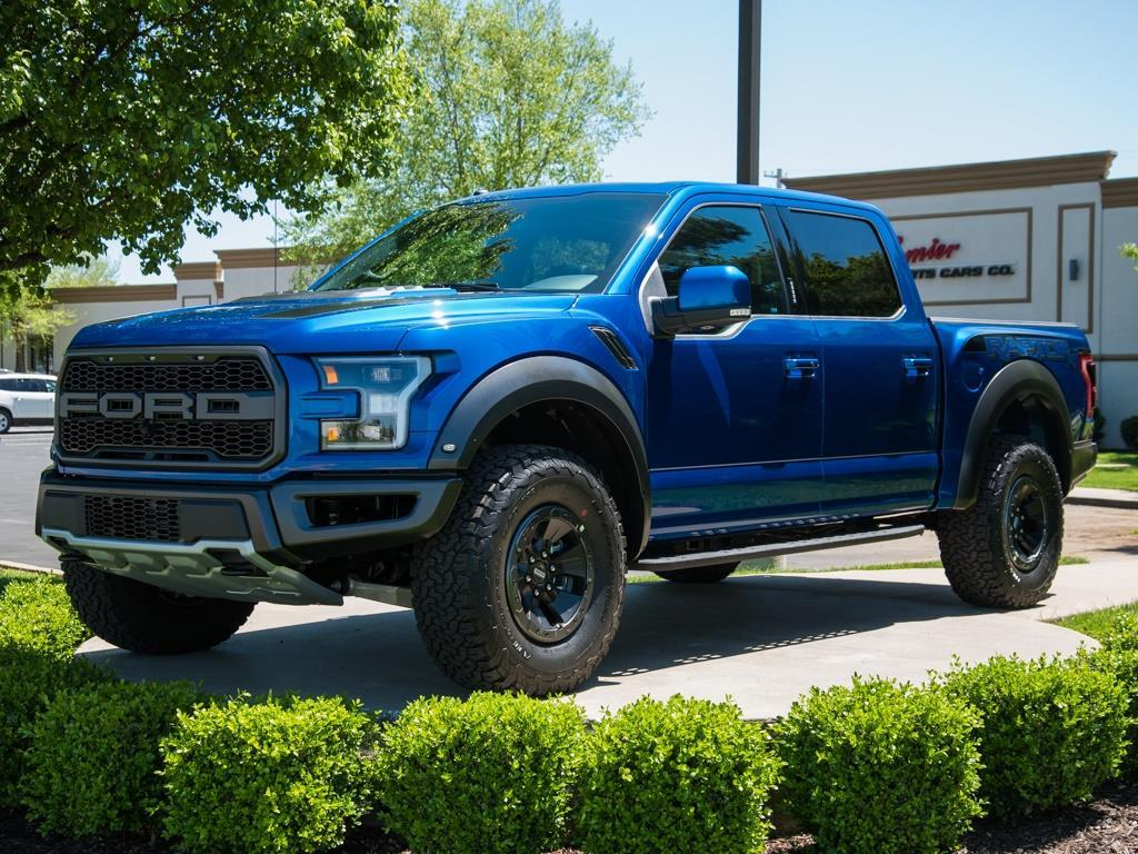 2017 Ford F 150 Raptor For Sale In Springfield Mo Stock P5085