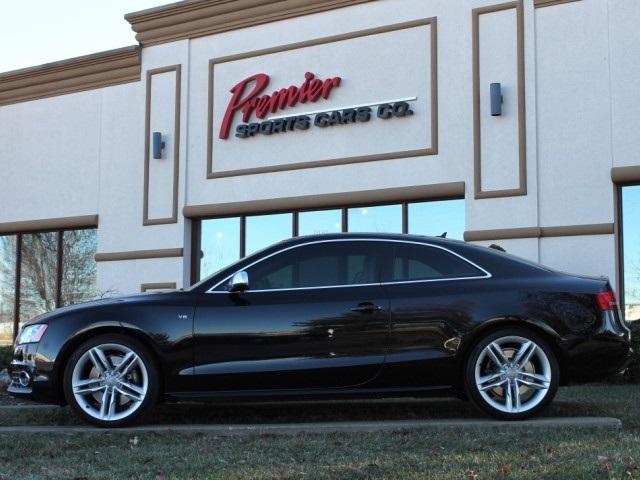 2012 Audi S5 42 Quattro Prestige For Sale In Springfield Mo