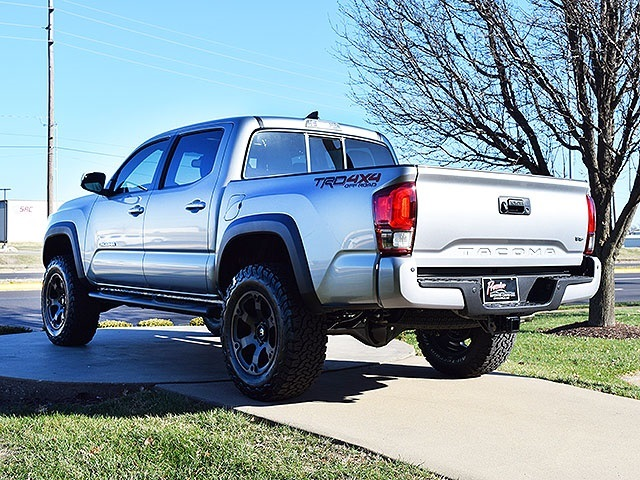 04 Tacoma Lifted >> 2016 Toyota Tacoma TRD Off-Road Double Cab for sale in Springfield, MO | Stock #: P4756