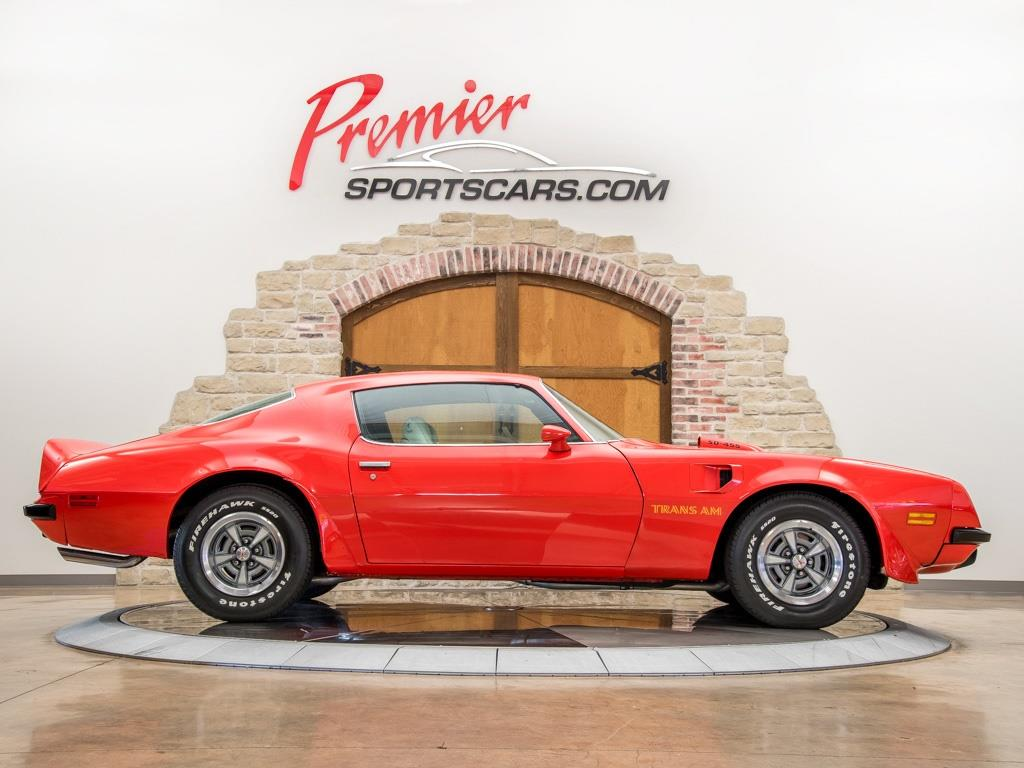 1974 Pontiac Trans Am SD455 - Photo 3 - Springfield, MO 65802