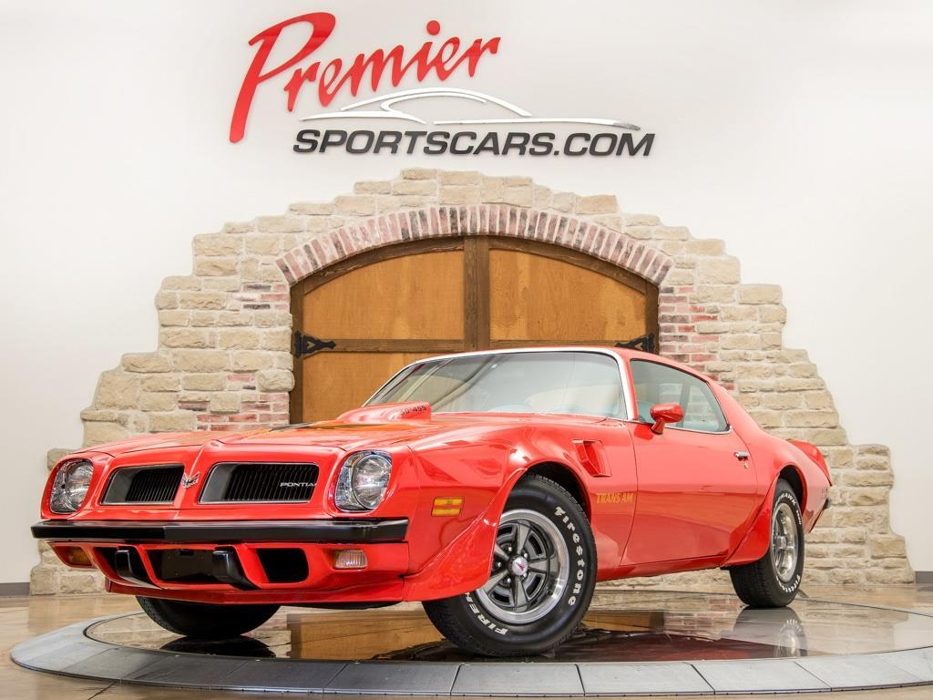 1974 Pontiac Trans Am SD455 - Photo 1 - Springfield, MO 65802