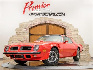 1974 Pontiac Trans Am SD455 Sedan