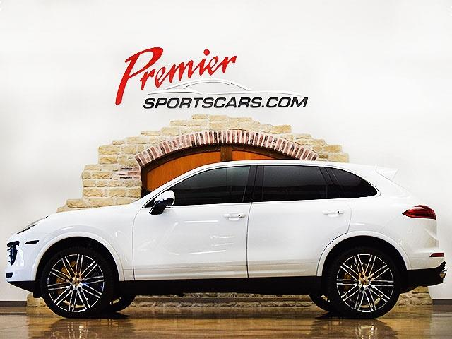 2016 Porsche Cayenne Turbo S For Sale In Springfield Mo Stock