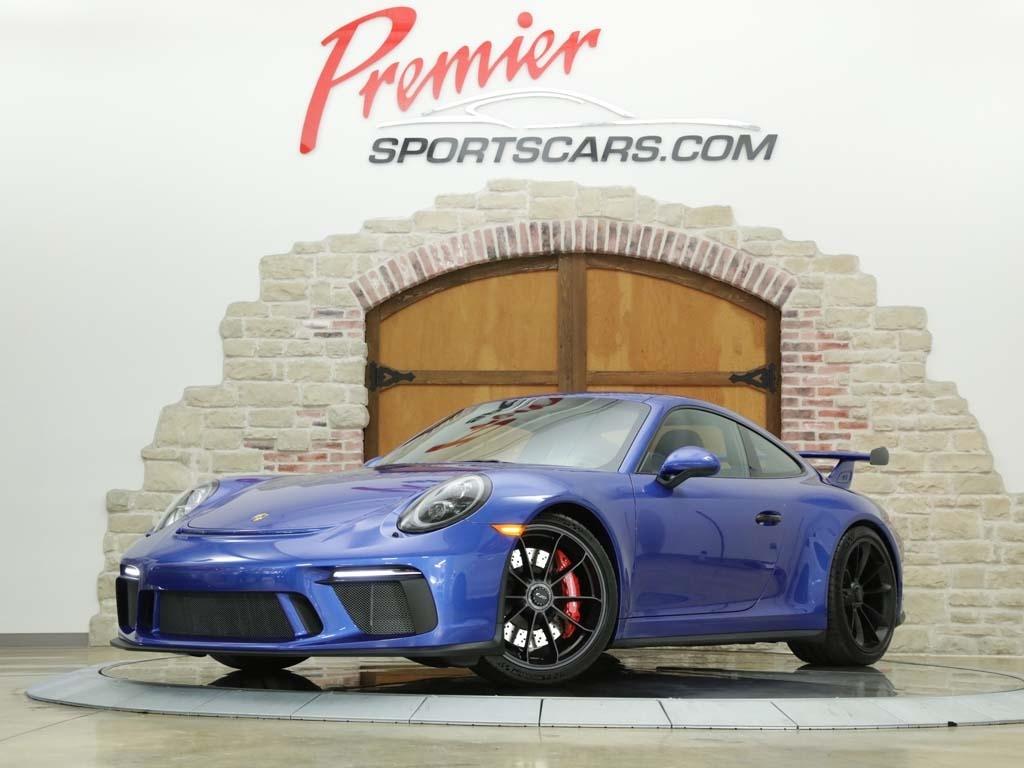 """2018 Porsche 911 GT3  """"Manual """" - Photo 1 - Springfield, MO 65802"""
