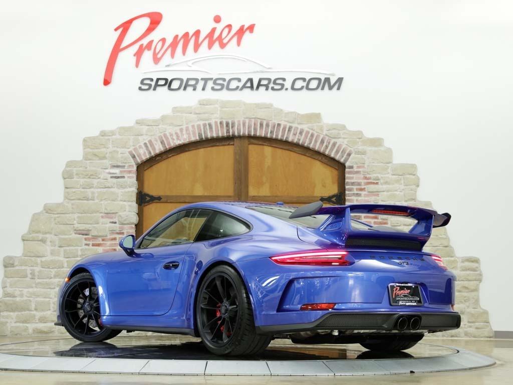 """2018 Porsche 911 GT3  """"Manual """" - Photo 7 - Springfield, MO 65802"""