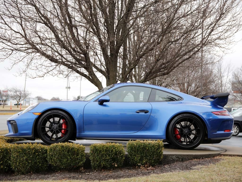 """2018 Porsche 911 GT3  """"Manual """" - Photo 42 - Springfield, MO 65802"""