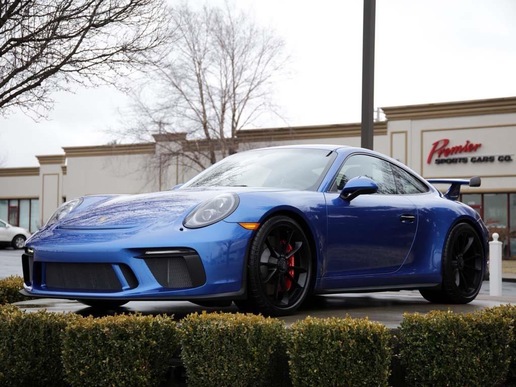 """2018 Porsche 911 GT3  """"Manual """" - Photo 43 - Springfield, MO 65802"""