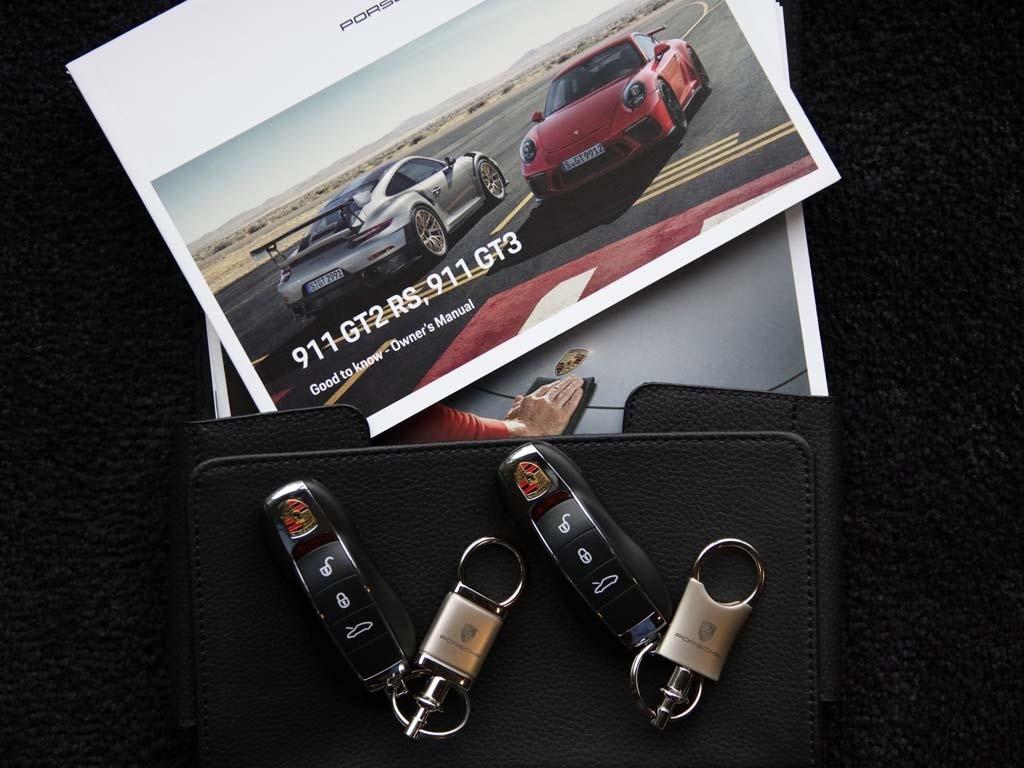 """2018 Porsche 911 GT3  """"Manual """" - Photo 56 - Springfield, MO 65802"""