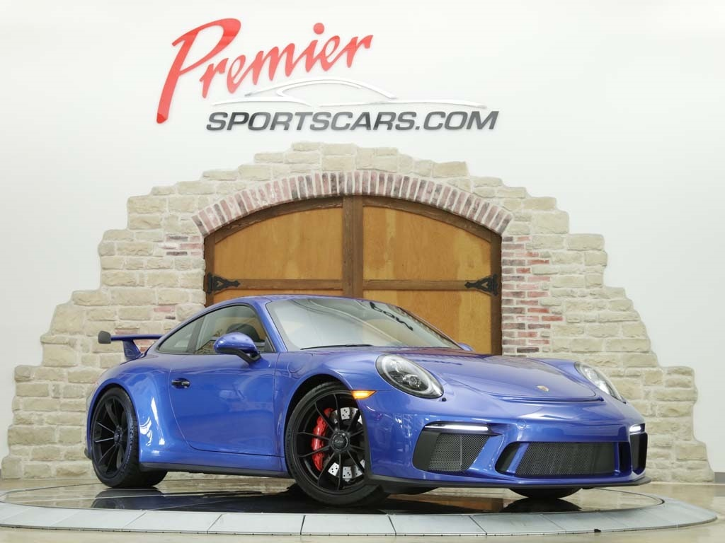 """2018 Porsche 911 GT3  """"Manual """" - Photo 4 - Springfield, MO 65802"""