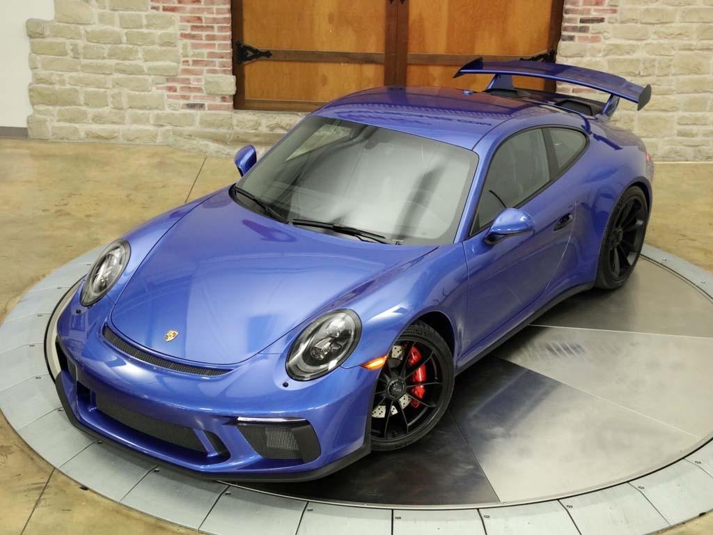 """2018 Porsche 911 GT3  """"Manual """" - Photo 30 - Springfield, MO 65802"""