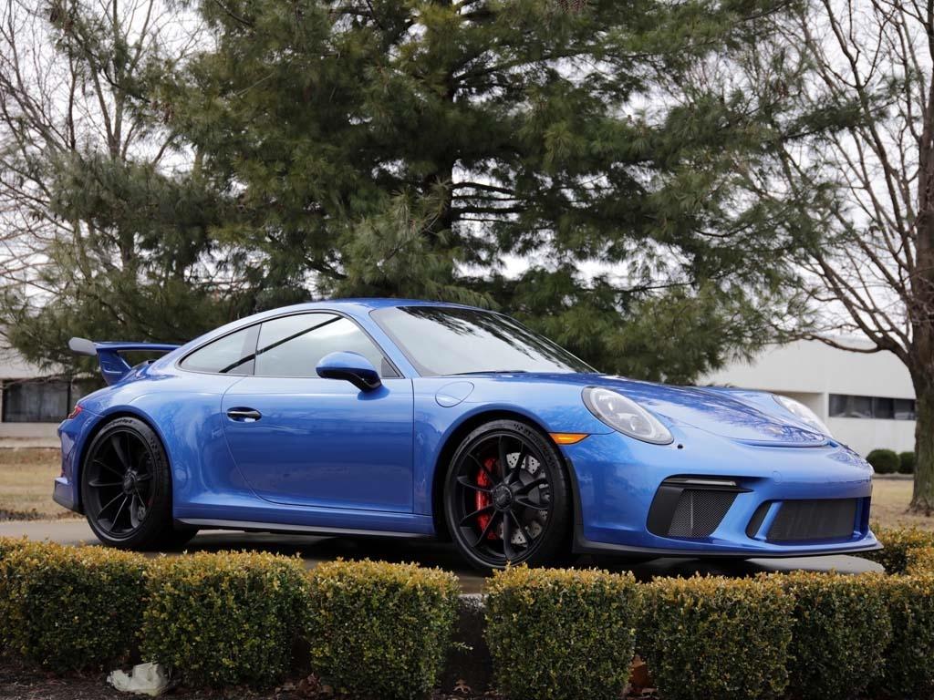 """2018 Porsche 911 GT3  """"Manual """" - Photo 35 - Springfield, MO 65802"""
