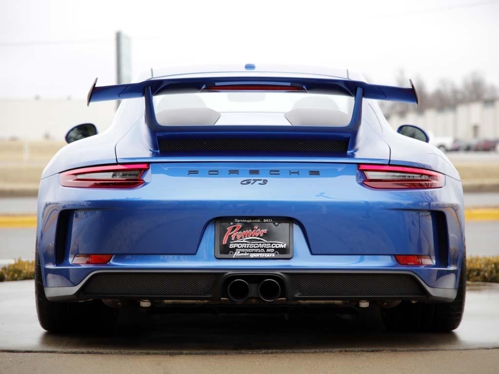 """2018 Porsche 911 GT3  """"Manual """" - Photo 39 - Springfield, MO 65802"""