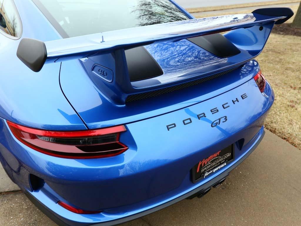 """2018 Porsche 911 GT3  """"Manual """" - Photo 44 - Springfield, MO 65802"""